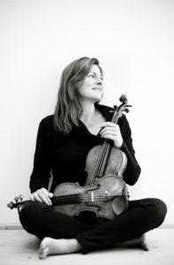 Biografie Elisabeth Kufferath - Violine Viola